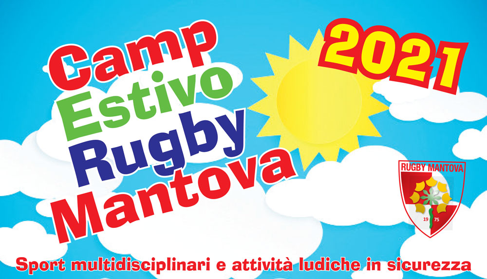 CAMP ESTIVO RUGBY MANTOVA